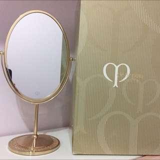 👸🏻Cle De Peau Make Up Mirror 肌膚之鑰閃石貴婦化妝鏡