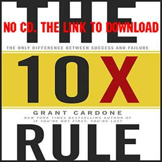 The 10X Rule - Grant Cardone (AUDIOBOOK)