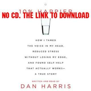 10% Happier - Dan Harris (AUDIOBOOK)