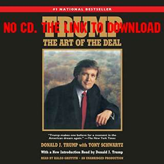 Donald Trump - The Art of the Deal (AUDIOBOOK)