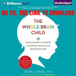 The Whole-Brain Child - Daniel Siegel (AUDIOBOOK)