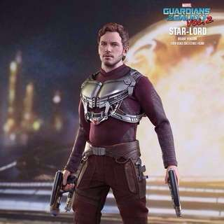 Hottoys~Guardians of Galaxy Vol . 2 ~ Star-Lord.