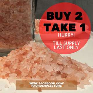 Himalayan Pink Salt from Pakistan
