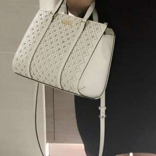 Kate Spade - small white bag