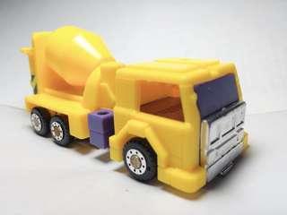 Transformers mixmaster g1