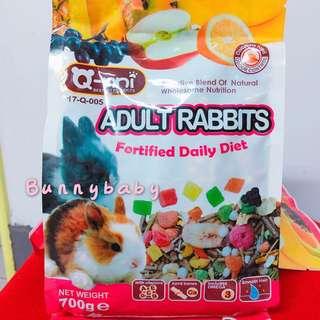 【Bunnybaby】即期品!Q-nni寵物兔水果大餐700g