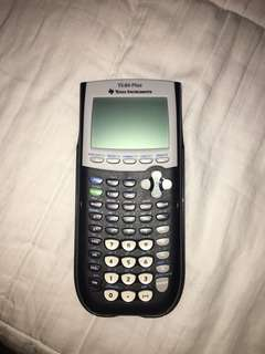 Texas Instruments TI-84 Calculator