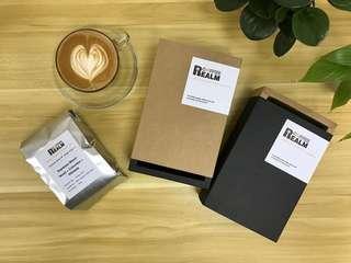 Coffee Realm意式濃縮咖啡拼配豆 200g