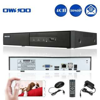 OWSOO H.264 Network Video Recorder