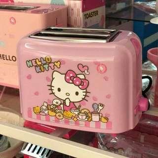 Hellokitty bread toaster