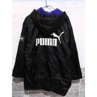 Puma 古著暖呼呼風衣外套
