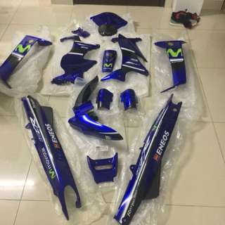 Movistar HLY 💯 125ZR coverset