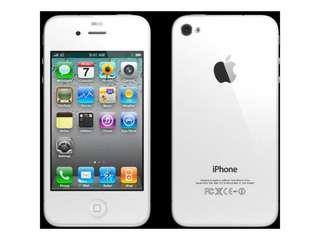 Apple Iphone4S 白色蘋果空機