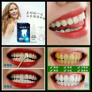 Teeth whitening serum