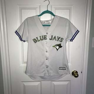 Authentic Camo Blue jays jersey