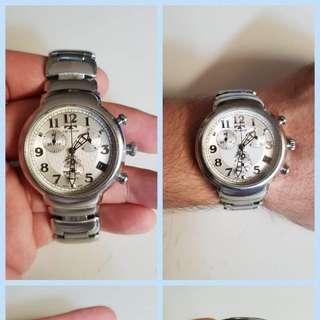 Technos Authentic Swiss made Mens Watch