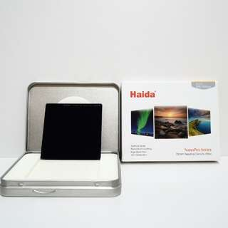 Haida ND1.8 64x (6 stops)  75x75mm series