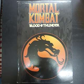MORTAL KOMBAT BLOOD & THUNDER