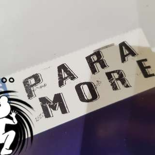 2 Paramore Concert Tickets Lower Box B (magkatabi)