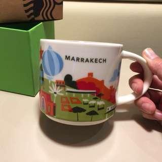 Starbucks 星巴克城市杯 馬拉喀什 Marrakech