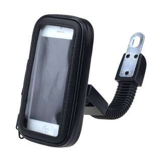 Flexible Motorcycle GPS Phone Holder 4.7 5.5 6.0 inch