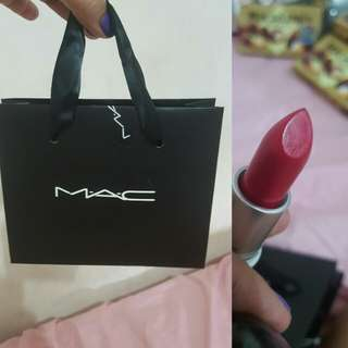 Original Mac Lipstick (Red)