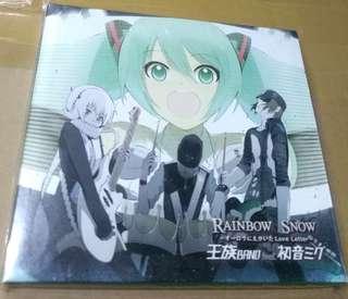 初音CD+DVD 包郵