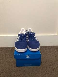 Adidas royal blue Gazelle's
