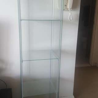 Glass Cabinets - IKEA