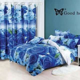 8in1 Bedsheet (Korean Cotton)