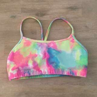 Running Bare Sports Bra Size 8