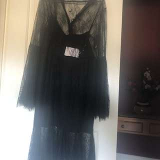 Misha colection lace dress
