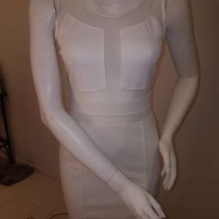 New w tags sexy mesh cut out dress