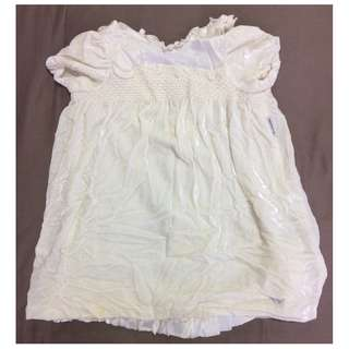 ARMANI Baby Dress (Size: 24M) Perfect Condition