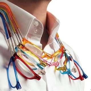 Foldable Presbyopic/Reading Glasses