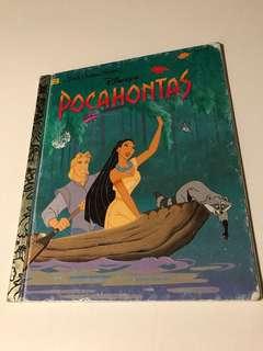 Pocahontas - Little Golden Book
