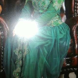 Kebaya Gaun (net harga)