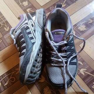 Nassau running shoes