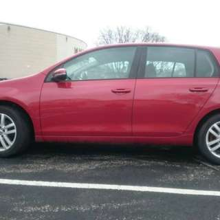 Golf 2011 for sale, low mileage!