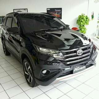 Toyota all new rush Trd Sportivo
