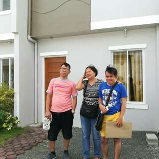 Townhouse in Bacoor Preselling