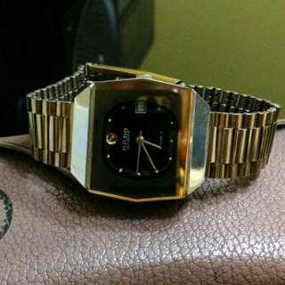 Rado Automatic Diastar Classic Gold Vintage
