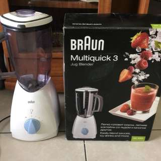 Braun Multiquick 3 Blender