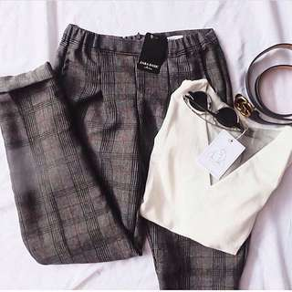 Chino pants zara basic