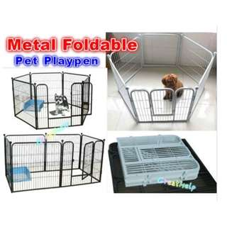 sturdy pet fence playpen