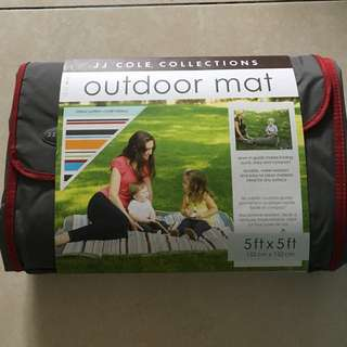 JJ Cole Outdoor Mat/Beach Mat