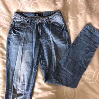 Jay Jays Slim Boyfriend Jeans - Size 6