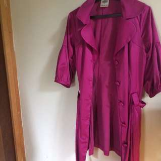 Fuschia Jacket