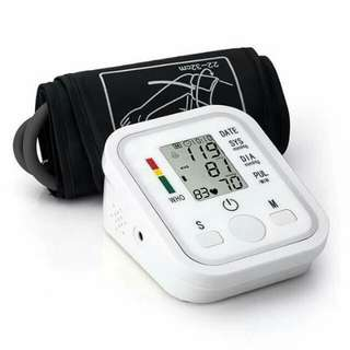 Electronic Blood Pressure Monitor Arm Style with Voice Function