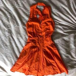 ASOS Petite Sundress - Size UK 8
